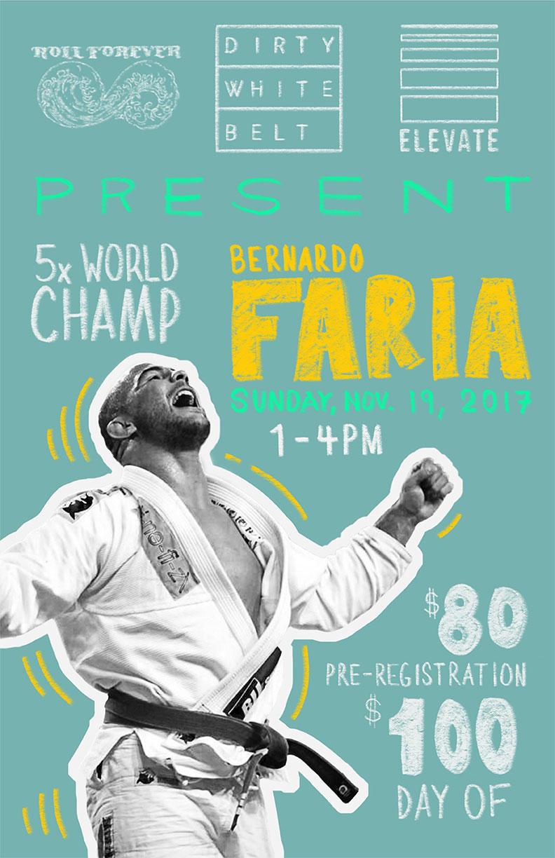 Bernardo Faria Gi Seminar