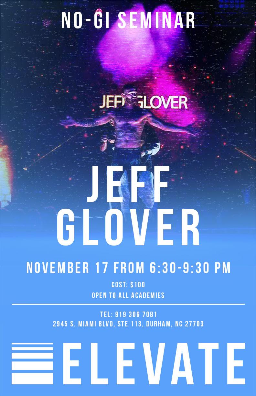 Elevate MMA Academy Jeff Glover Seminar